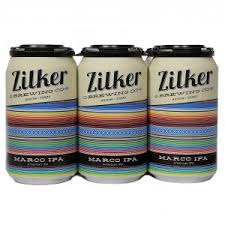 Zilker Brewing Marco IPA 6-Pack 12 oz. Cans