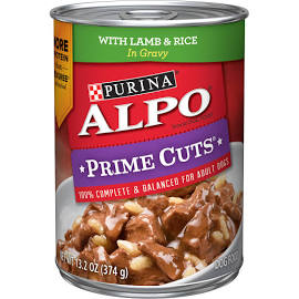 Purina Alpo Prime Cuts 13.2 oz can