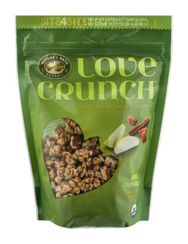 Nature's Path Love Crunch Apple Crumble Granola 11 oz