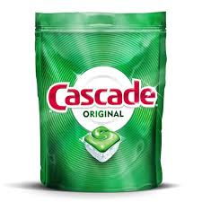 Cascade Original Dishwasher Pods 15 ct