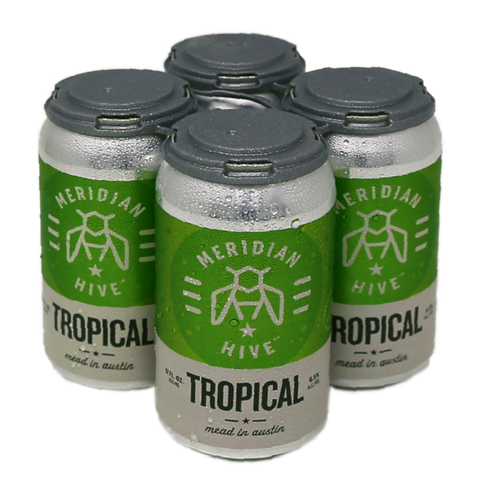 Meridian Hive Tropical Cider 4-pack 12 oz cans