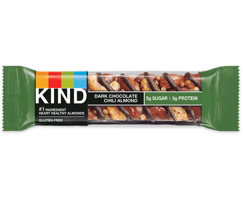 Kind Bar Dark Chocolate Chili Almond 1.4 oz