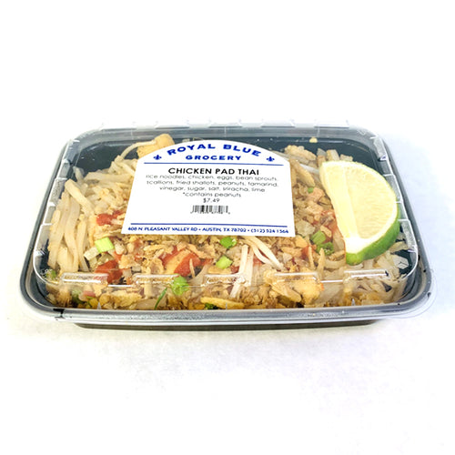 Royal Blue Kitchen Chicken Pad Thai