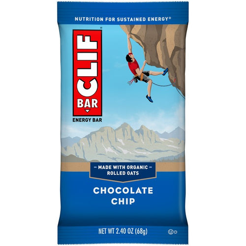 Clif Bar Chocolate Chip 2.4 oz