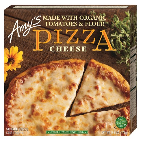Amy's Cheese Pizza Single Serve 6 oz