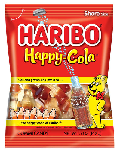 Haribo Happy Cola 5 oz