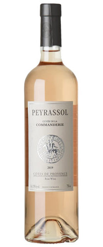 Peyrassol Commanderie Rose 2019