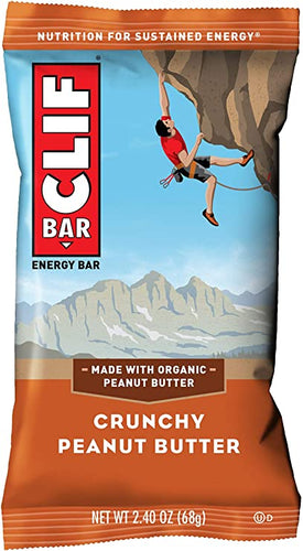 Clif Bar Crunchy Peanut Butter 2.4 oz
