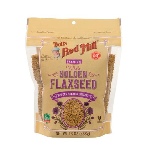Bob's Red Mill Whole Golden Flaxseed 13 oz
