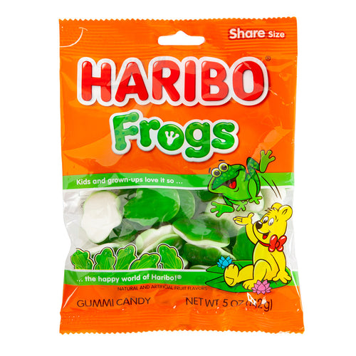 Haribo Frogs 5 oz