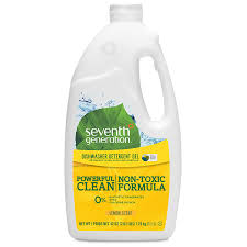 Seventh Generation Dishwasher Gel 42 oz