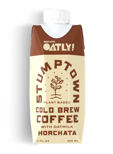 Stumptown Cold Brew with Oatmilk Horchata 11 oz