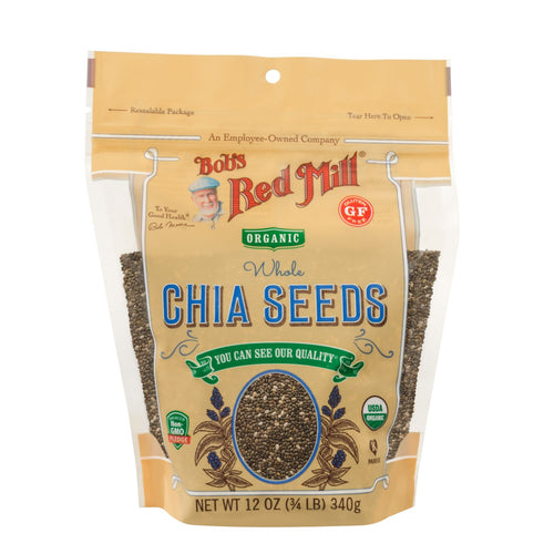 Bob's Red Mill Whole Chia Seeds 12 oz