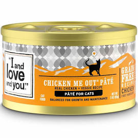 Naked Essentials Grain Free Cat food 3 oz can