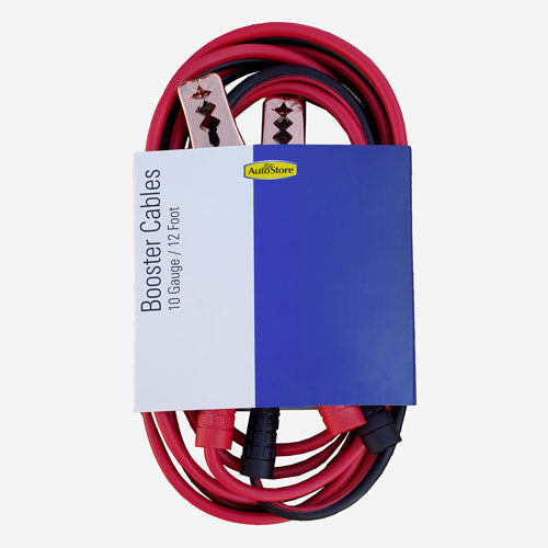Lil Auto Store Jumper cables 10 Gauge/12 foot