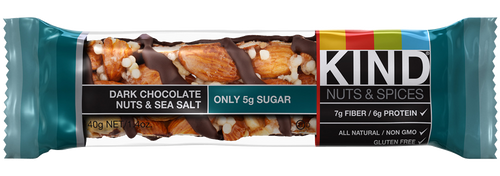 Kind Bar Dark Chocolate Nuts & Sea Salt 1.4 oz