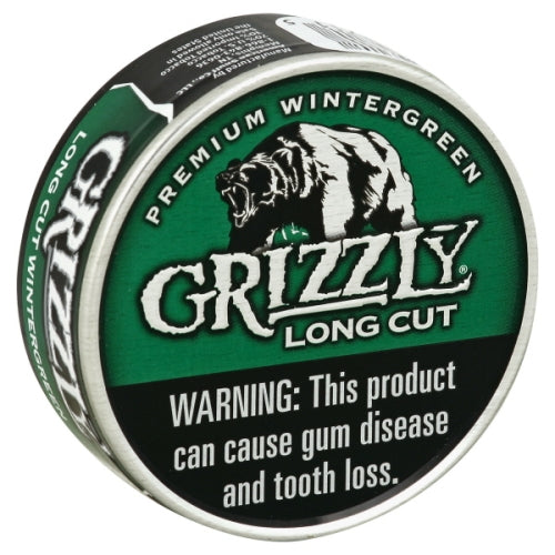 Grizzly Long Cut Wintergreen