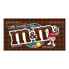 M&M's Milk Chocolate 1.69 oz