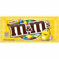 M&M's Peanut 1.74 oz