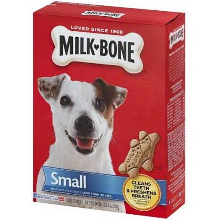 Milk-Bone Dog Treats 24 oz