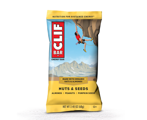 Clif Bar Nuts & Seeds 2.4 oz