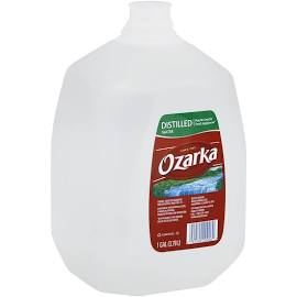 Ozarka Distilled Water 1 Gallon
