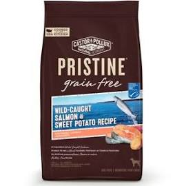 Castor & Pollux Grain Free Dog Food 4 lb