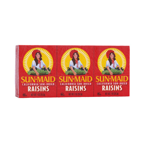 Sun Maid Raisins 1 oz 6 pk