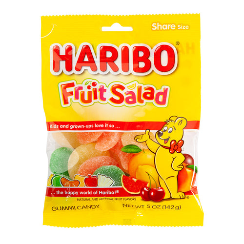 Haribo Fruit Salad 5 oz