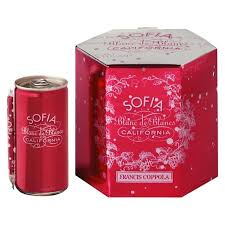 Sofia Blanc de Blancs 4 pack 187 ml