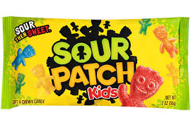 Sour Patch Kids 2 oz