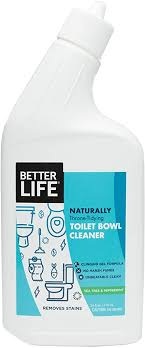 Better Life Toilet Bowl Cleaner 24 oz