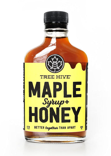 Tree Hive Male Syrup + Honey 8.5 oz