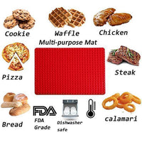 (Buy 3 Get 4)Silicone Cooking Mat