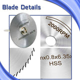 🔥down to $9.99/PCS 🔥Disc Drill Blades and Mandrel