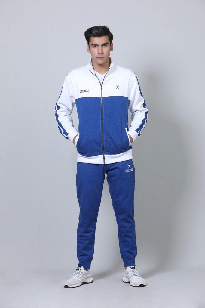 Blue Athleisure Set HMTSF20008
