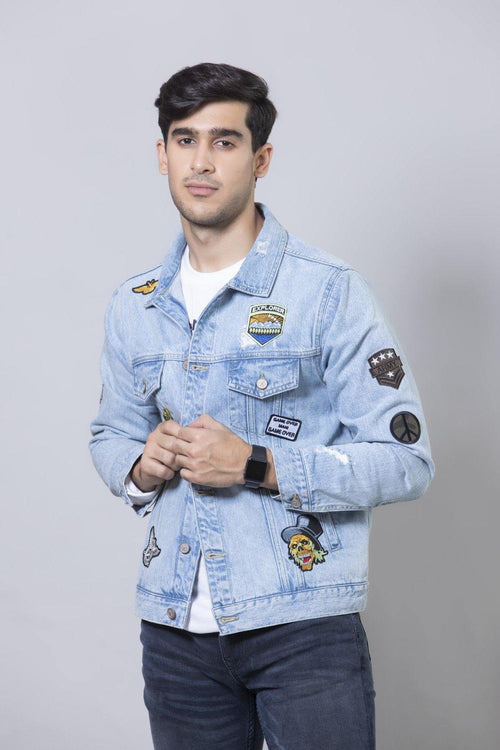Denim Jacket HMJDF20003