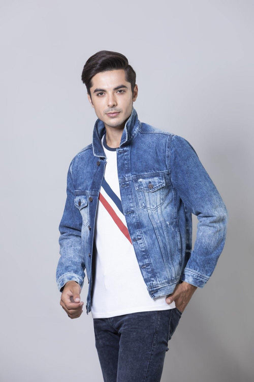 Denim Jacket HMJDF20002