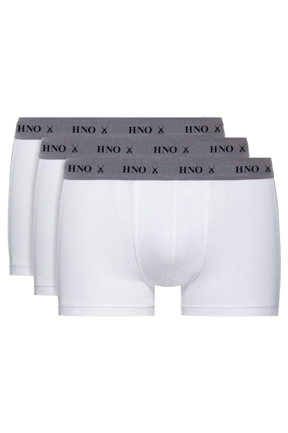 White Underwear Pack of 3 HMUBF20002 - HOPE NOT OUT