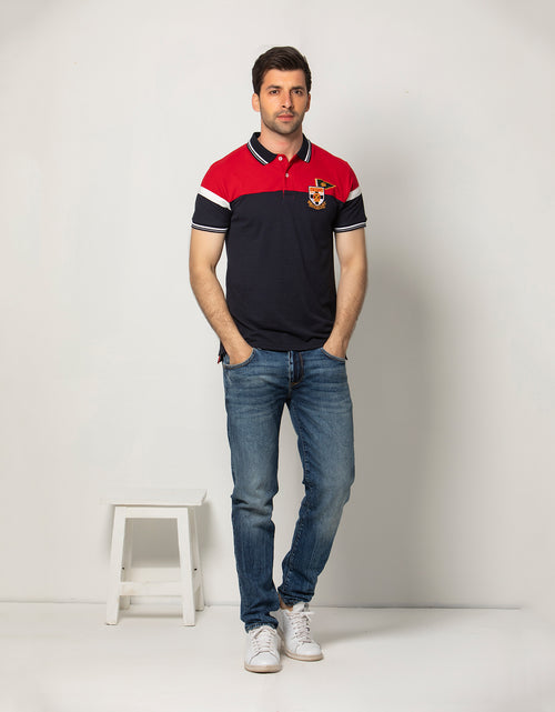 Red Polo Shirt HMKPS20003
