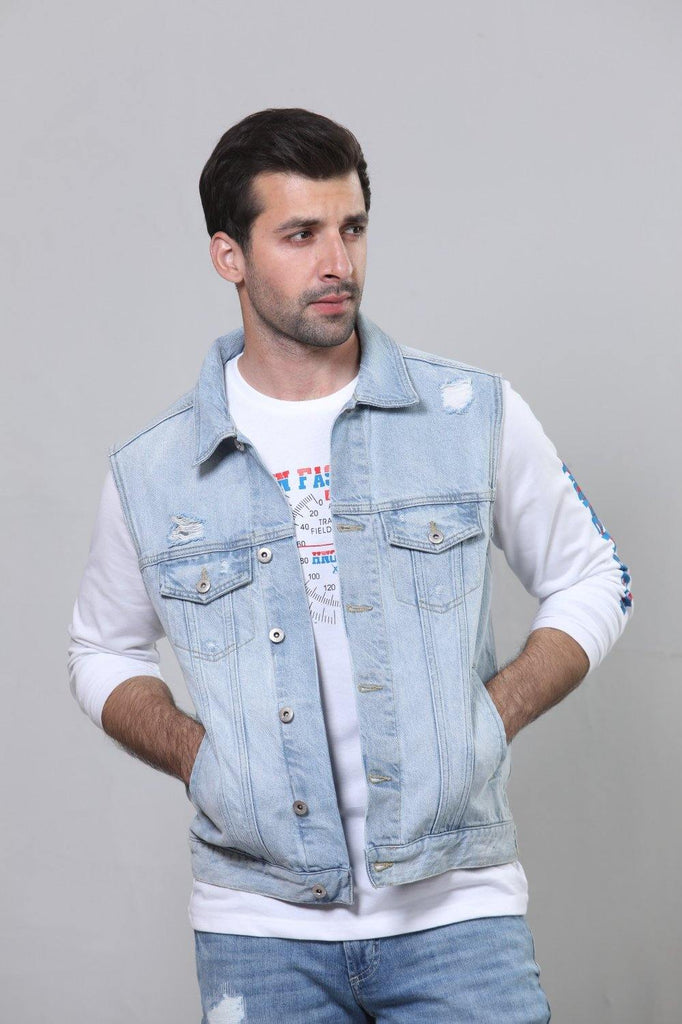 Denim Jacket HMJDF20001