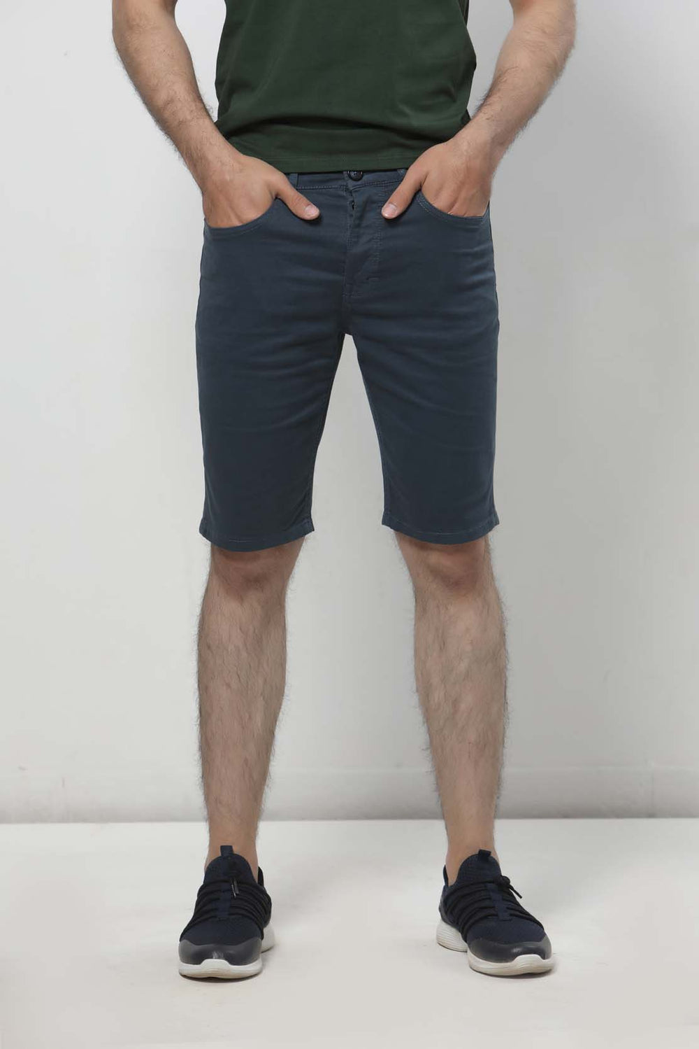 Blue Shorts HMNSS20003