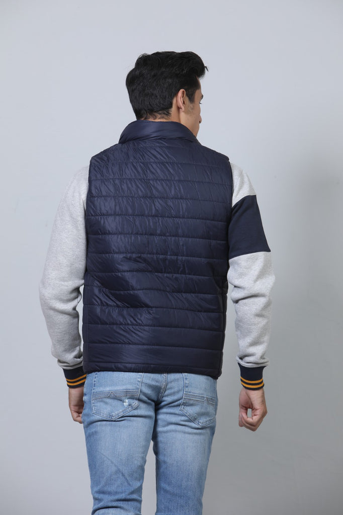 Blue Reversible Jacket HMJPF20012 - HOPE NOT OUT