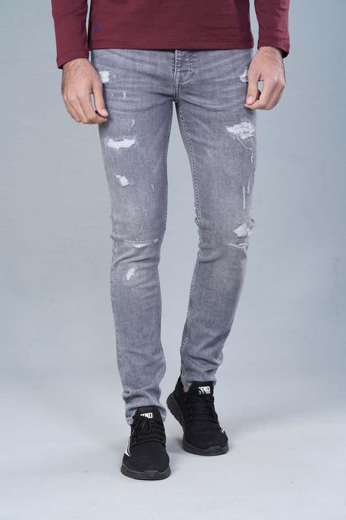 Grey Denim HMDBF20015