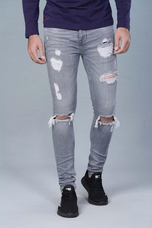 Grey Denim HMDBF20021