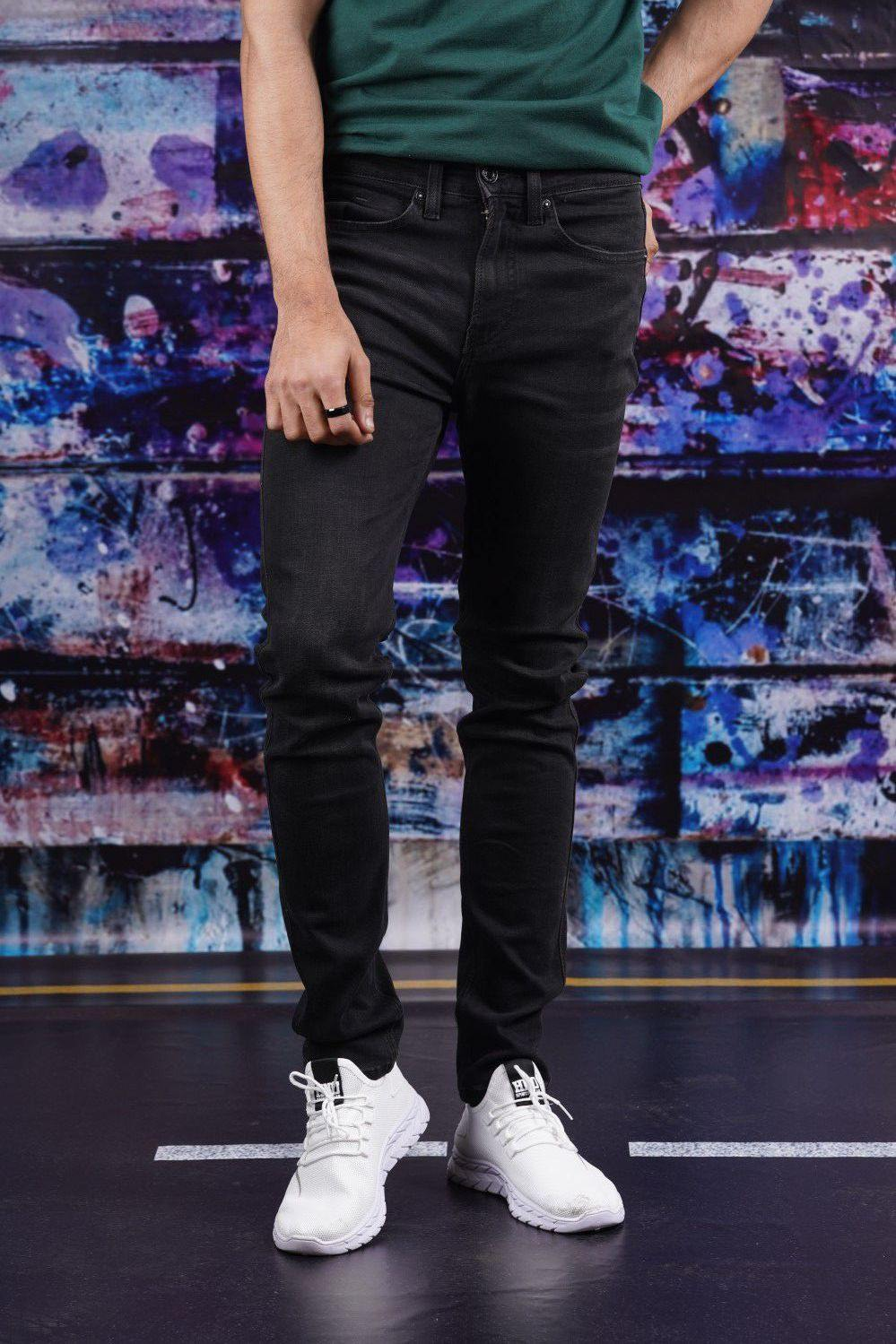 Charcoal Jeans HMDBS210013 - HOPE NOT OUT