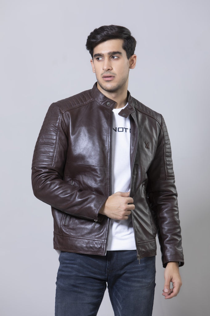 Brown Jacket HMJLF20001