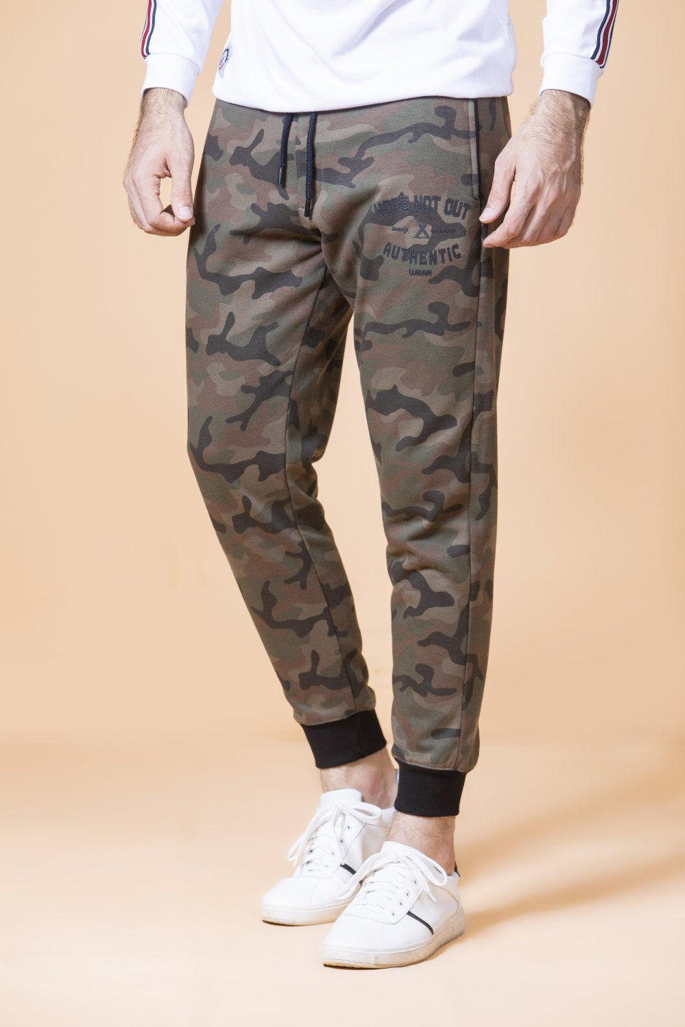 Camo Trouser HMKBF20004 - HOPE NOT OUT