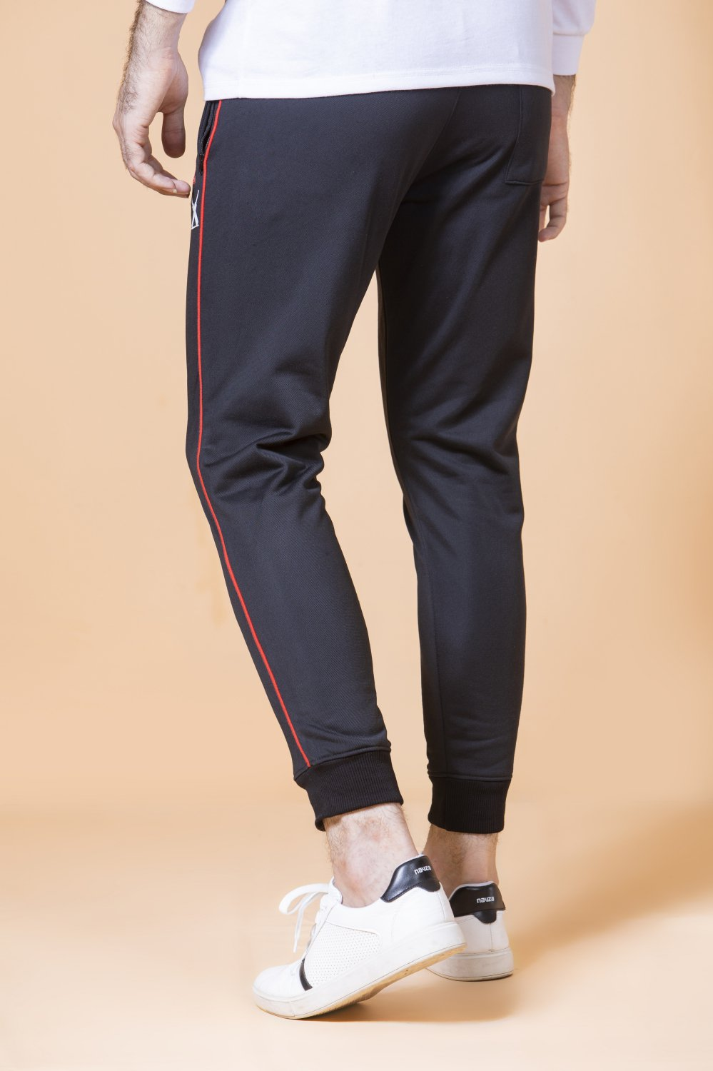 Navy Trouser HMKBF20011 - HOPE NOT OUT