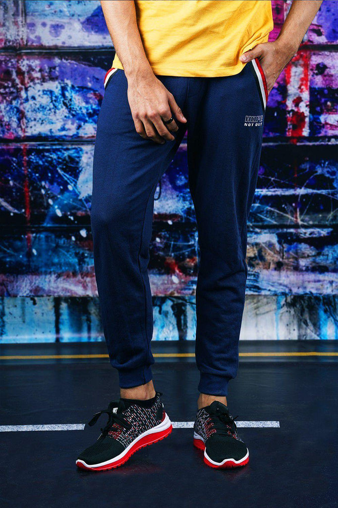 Navy Trouser HMKBS210003 - HOPE NOT OUT
